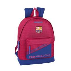 CARTERA ESCOLAR SAFTA F.C. BARCELONA CORPORATIVA MOCHILA 325X430X150 MM
