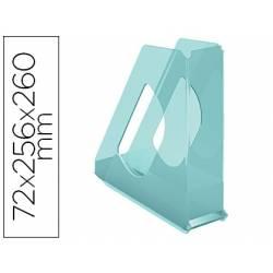 Revistero Plastico Esselte Azul 260x256x72 mm