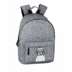 "CARTERA ESCOLAR SAFTA PETS ROCK SPOTS DAY PACK ORDENADOR 14,1"" 310X160X410 MM"