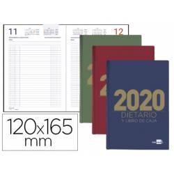 Dietario 2020 Dia Pagina 120x165 mm Liderpapel Octavo