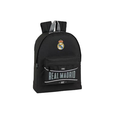 CARTERA ESCOLAR SAFTA REAL MADRID 1902 MOCHILA 325X150X430 MM