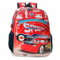Mochila Cars Speed Trails 32cm (4032221)