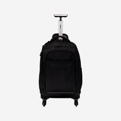 Mochila con ruedas para portátil 14 - Pavon Totto 49.00x32.50x20.00cm color negro