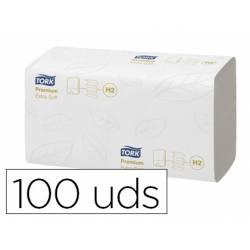 Toalla de papel secamanos Tork Xpress 34x21,2 cm