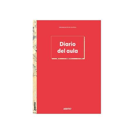 Bloc diario del aula Additio Folio castellano
