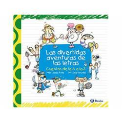 Libro Las divertidas aventuras de las letras BRUÑO