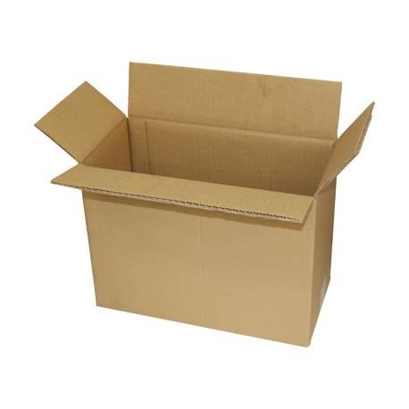 Caja para embalar de doble canal 30x15x21.7cm