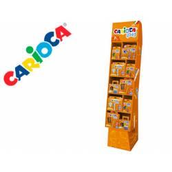 Expositor de la marca Carioca Baby Suelo