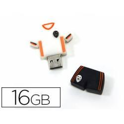 Memoria USB Valencia CF camiseta equipo 16GB