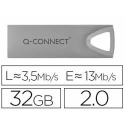 Memoria usb 32 Gb Q-CONNECT 2.0 Flash Premium