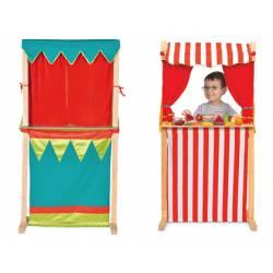 Juego Infantil a partir de 3 años Teatro de marionetas marca Fiesta Crafts