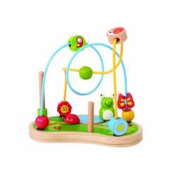 Juego para bebes a partir de 1 año Jardin de madera marca Ambitoys