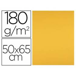 Cartulina Liderpapel Oro Viejo 50x65 cm 180 gr 25 unidades