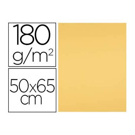 Cartulina Liderpapel Oro 50x65 cm 180 gr