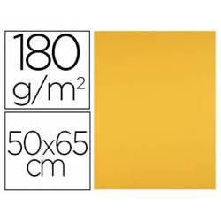 Cartulina Liderpapel Oro Viejo 50x65 cm 180 gr