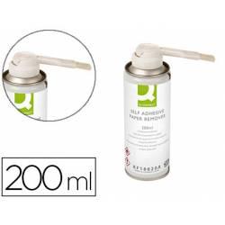 Spray limpiador pegamento marca Q-Connect