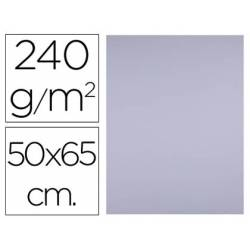 Cartulina Liderpapel Lila 50x65 cm 240 gr Paquete 25 unidades