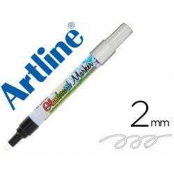 Rotulador Artline Glassboard Marker Especial Blanco