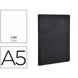 Libreta Clairefontaine Tapa de Cartulina Negro 96 hojas A5
