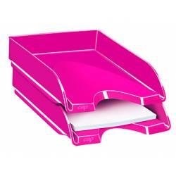 Bandeja de sobremesa CEP Plastico Rosa