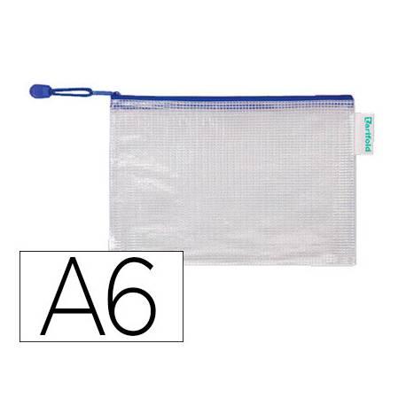 Bolsa multiusos A6 plastico impermeable y ultrarresistente