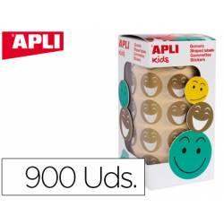 Gomets Apli smile dorado 20mm