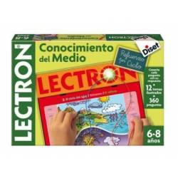 Juego Educativo De 6 a 8 años Lectron Conocimiento del Medio Diset