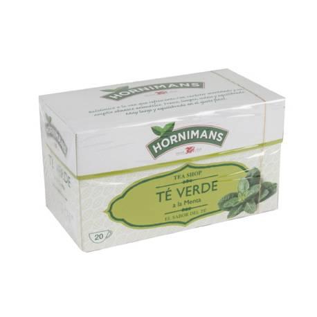 Infusion de te verde Hornimans
