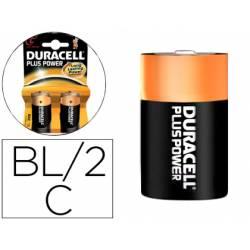 Pila Duracell recargable C