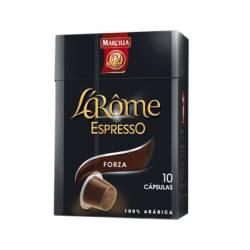 Cafe L´Arome Espresso forza Marcilla Fuerza 9