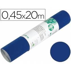 Rollo adhesivo Liderpapel Aironfix brillo azul