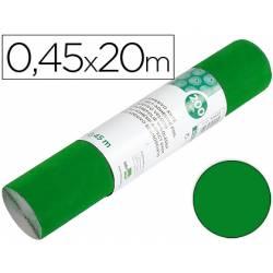 Rollo adhesivo Liderpapel Aironfix brillo verde
