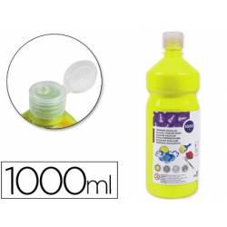 Tempera Liderpapel limón 1000 cc