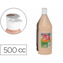 Tempera liquida Jovi carne 500 cc