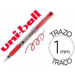 Boligrafo Uni-ball 153 Signo Broad rojo 0,6 mm