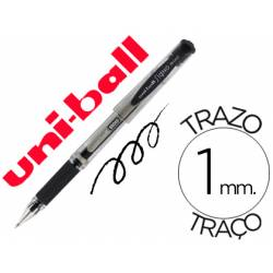 Boligrafo Uni-ball 153 Signo Broad negro 0,6 mm