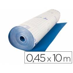 Rollo adhesivo Sadipal Aironfix terciopelo azul