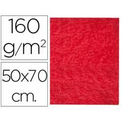 Fieltro Liderpapel 50x70cm rojo