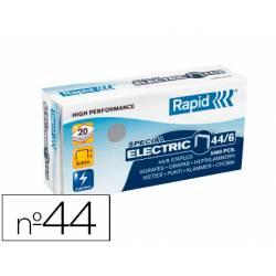 Grapas Rapid nº 44/6 pack de 5000