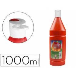 Tempera liquida JOVI bermellon 1000 cc