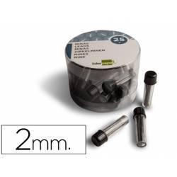 Minas liderpapel grafito para compas 2 mm