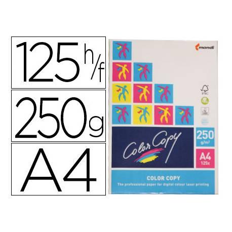 Papel multifuncion Mondi Color Copy A4 250 g/m2 Satinado