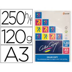 Papel multifuncion Mondi Color Copy A3 120 g/m2 Satinado