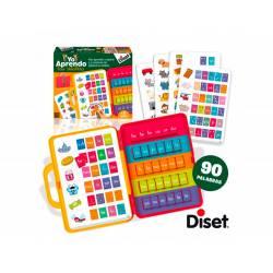 Juego educativo a partir de 5 años Yo aprendo las silabas Diset