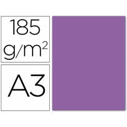 Cartulina Guarro violeta