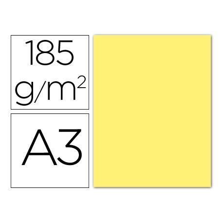 Cartulina Guarro amarillo