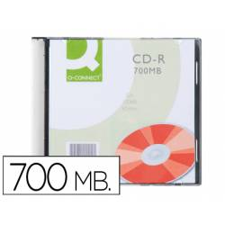 CD-R Q-Connect 700MB 80min 52x