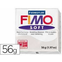 Pasta para modelar Staedtler Fimo soft Gris