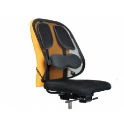 Respaldo ergonomico Fellowes mesh profesional apoyo lumbar ajustable
