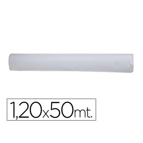 Mantel blanco en rollo